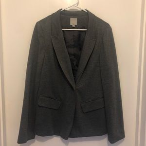 Halogen Jackets & Coats - Halogen Gray Blazer